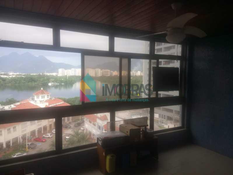 DSC_0004 - Apartamento Avenida Lúcio Costa,Barra da Tijuca, Rio de Janeiro, RJ À Venda, 1 Quarto, 62m² - CPAP10463 - 7