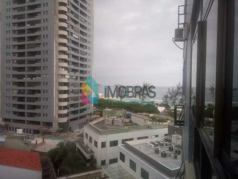 DSC_0008 - Apartamento Avenida Lúcio Costa,Barra da Tijuca, Rio de Janeiro, RJ À Venda, 1 Quarto, 62m² - CPAP10463 - 9
