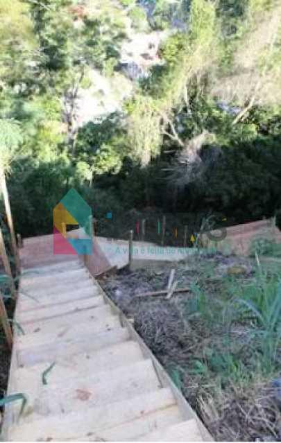 7 - Terreno Unifamiliar à venda Rua Professor Olinto de Oliveira,Santa Teresa, Rio de Janeiro - R$ 500.000 - BOUF00001 - 8