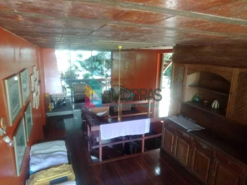 cc33c9a2-0a6c-4dc9-bcb0-4df91b - Casa à venda Rua Engenheiro Alfredo Duarte,Jardim Botânico, IMOBRAS RJ - R$ 5.500.000 - BOCA40014 - 19