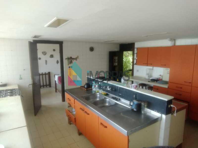 ddb59f2f-d344-4094-9fee-b25835 - Casa à venda Rua Engenheiro Alfredo Duarte,Jardim Botânico, IMOBRAS RJ - R$ 5.500.000 - BOCA40014 - 22