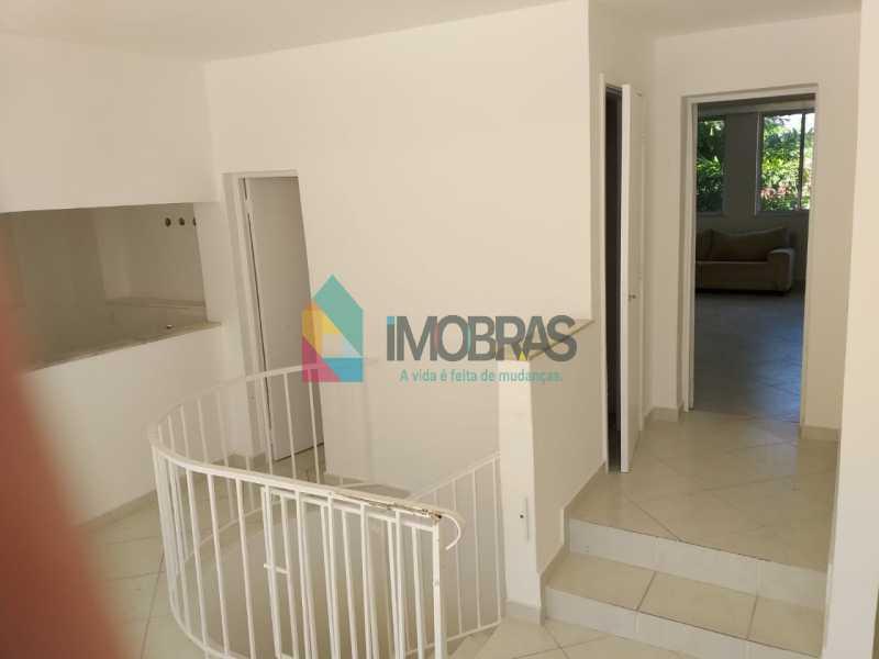 3 - Casa Para Alugar Rua Embaixador Carlos Taylor,Gávea, IMOBRAS RJ - R$ 12.000 - CPCA50006 - 4