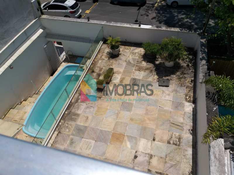 7 - Casa Para Alugar Rua Embaixador Carlos Taylor,Gávea, IMOBRAS RJ - R$ 12.000 - CPCA50006 - 7