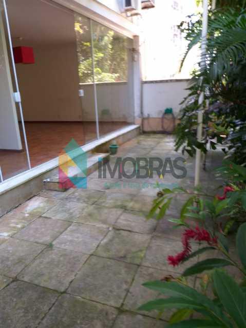 10 - Casa Para Alugar Rua Embaixador Carlos Taylor,Gávea, IMOBRAS RJ - R$ 12.000 - CPCA50006 - 9
