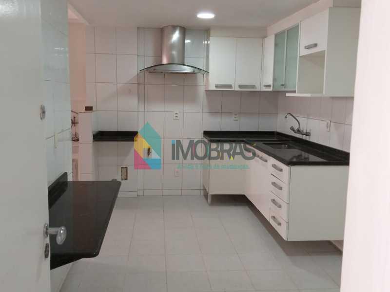 19 - Casa Para Alugar Rua Embaixador Carlos Taylor,Gávea, IMOBRAS RJ - R$ 12.000 - CPCA50006 - 16