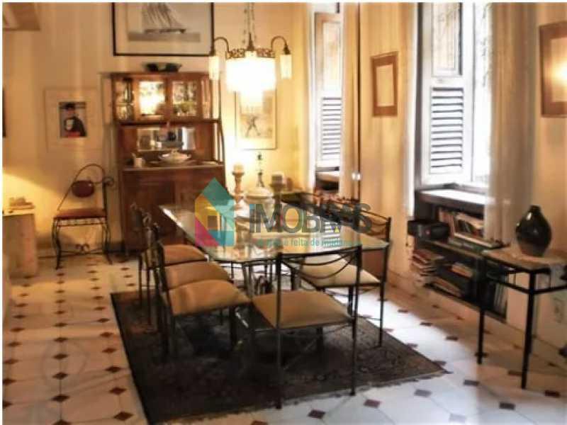 6 - Casa 5 quartos à venda Laranjeiras, IMOBRAS RJ - R$ 1.800.000 - BOCA50005 - 1