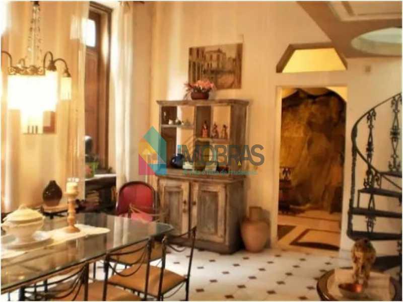 7 - Casa 5 quartos à venda Laranjeiras, IMOBRAS RJ - R$ 1.800.000 - BOCA50005 - 4