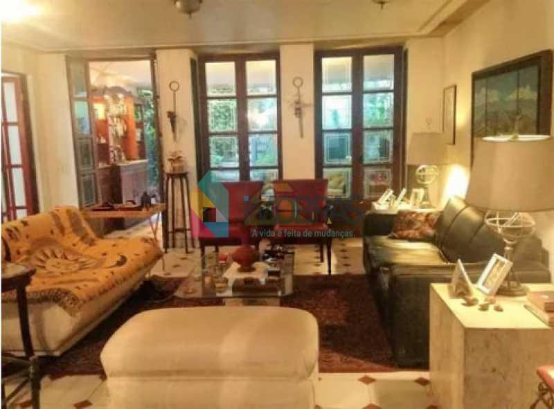 8 - Casa 5 quartos à venda Laranjeiras, IMOBRAS RJ - R$ 1.800.000 - BOCA50005 - 5