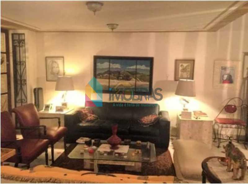 9 - Casa 5 quartos à venda Laranjeiras, IMOBRAS RJ - R$ 1.800.000 - BOCA50005 - 6