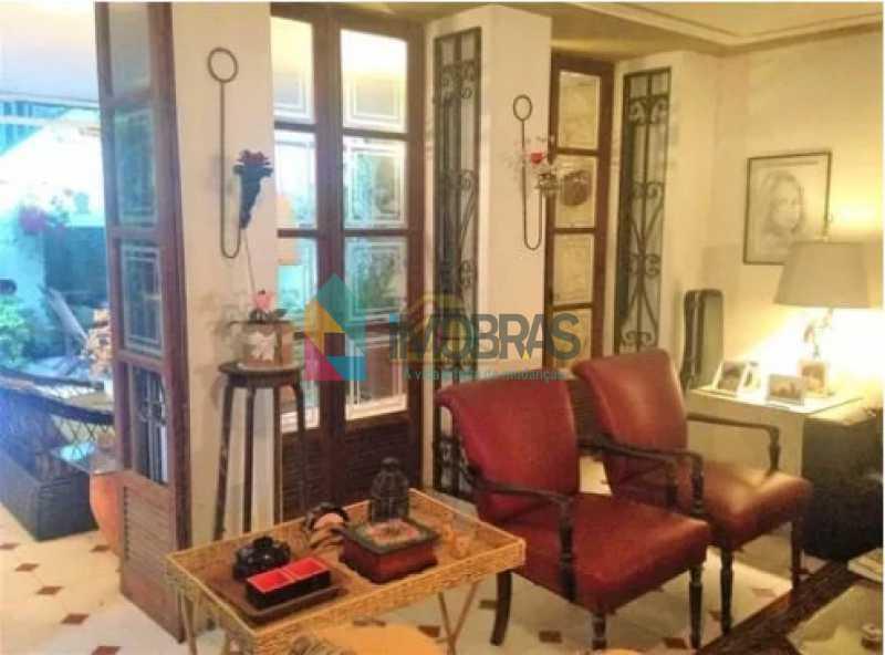 10 - Casa 5 quartos à venda Laranjeiras, IMOBRAS RJ - R$ 1.800.000 - BOCA50005 - 7