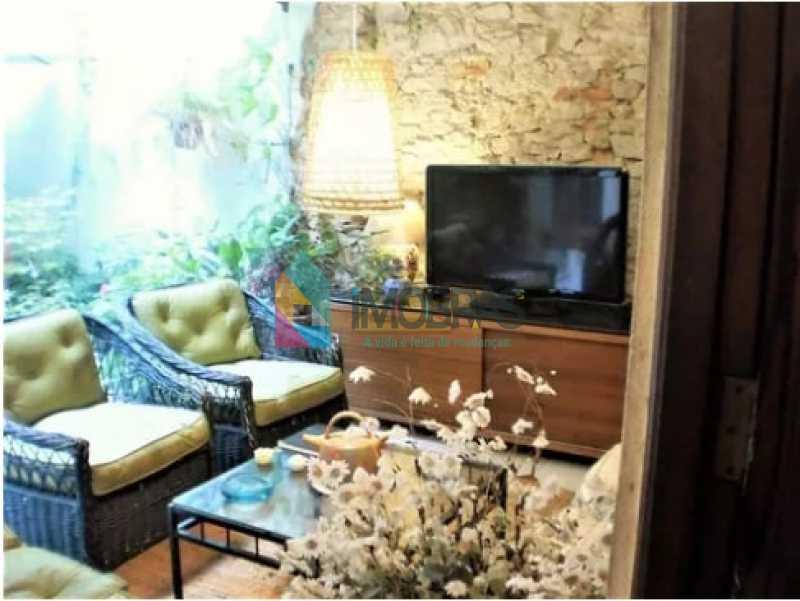 11 - Casa 5 quartos à venda Laranjeiras, IMOBRAS RJ - R$ 1.800.000 - BOCA50005 - 8