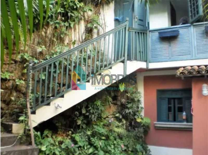 13 - Casa 5 quartos à venda Laranjeiras, IMOBRAS RJ - R$ 1.800.000 - BOCA50005 - 10
