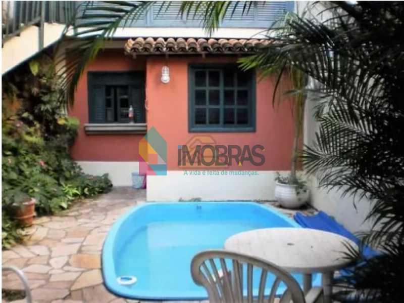 14 - Casa 5 quartos à venda Laranjeiras, IMOBRAS RJ - R$ 1.800.000 - BOCA50005 - 11