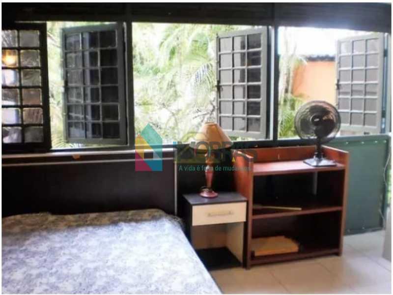 19 - Casa 5 quartos à venda Laranjeiras, IMOBRAS RJ - R$ 1.800.000 - BOCA50005 - 16
