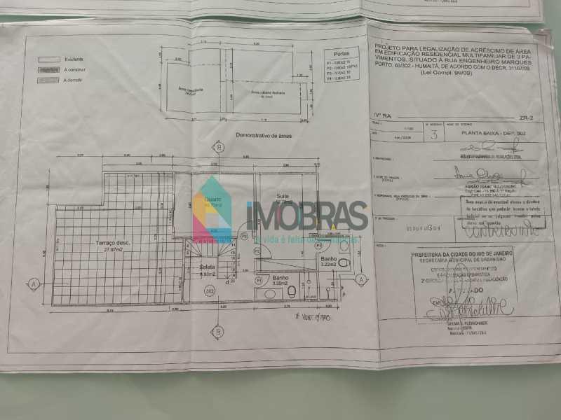 7119b8ca-ef3e-428c-b474-13c4f2 - Excelente cobertura duplex no Humaitá!!! - BOCO30037 - 28