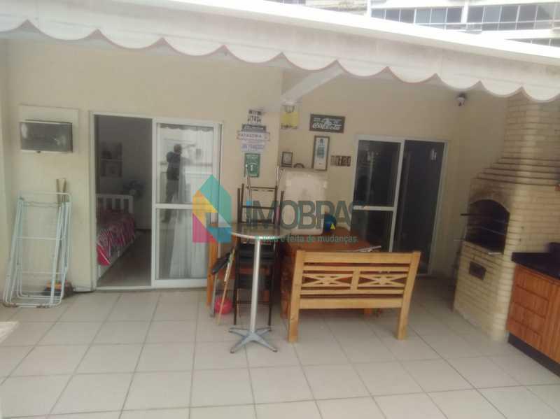d5fa382e-cdef-44b8-9553-1e6898 - Excelente cobertura duplex no Humaitá!!! - BOCO30037 - 19
