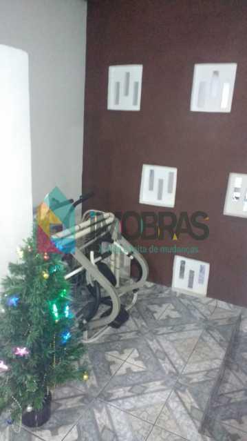 3 - Apartamento Rua Visconde de Silva,Humaitá, IMOBRAS RJ,Rio de Janeiro, RJ À Venda, 2 Quartos, 80m² - BOAP20574 - 5