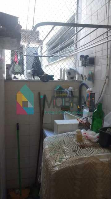 14 - Apartamento Rua Visconde de Silva,Humaitá, IMOBRAS RJ,Rio de Janeiro, RJ À Venda, 2 Quartos, 80m² - BOAP20574 - 17