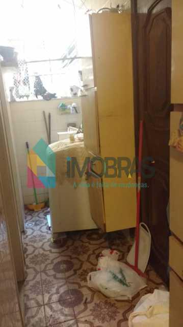17 - Apartamento Rua Visconde de Silva,Humaitá, IMOBRAS RJ,Rio de Janeiro, RJ À Venda, 2 Quartos, 80m² - BOAP20574 - 20