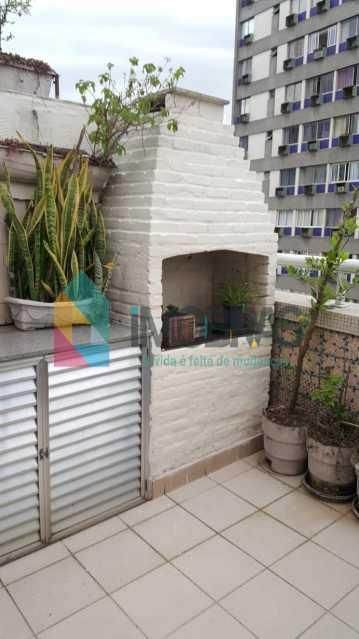 30dc9c0e-9b99-41d3-875c-af8585 - Cobertura para venda e aluguel Rua Marquês de Abrantes,Flamengo, IMOBRAS RJ - R$ 1.250.000 - BOCO20019 - 16