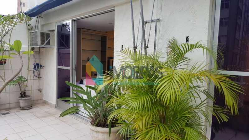 547ceb82-41c3-4961-b548-5a50d9 - Cobertura para venda e aluguel Rua Marquês de Abrantes,Flamengo, IMOBRAS RJ - R$ 1.250.000 - BOCO20019 - 20