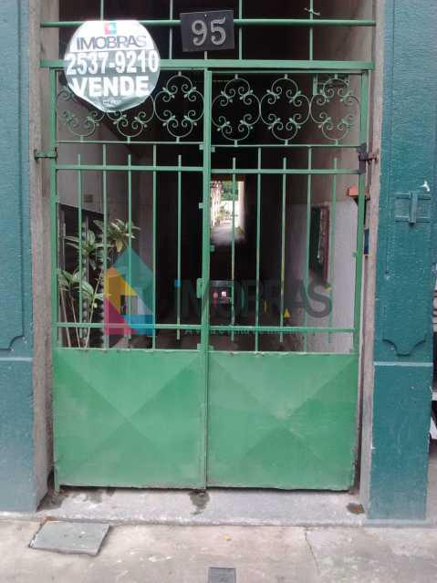 WhatsApp Image 2019-02-05 at 1 - Casa de Vila 2 quartos à venda Rio Comprido, Rio de Janeiro - R$ 350.000 - BOCV20021 - 1
