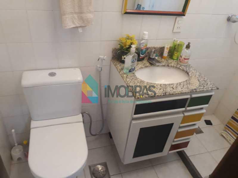 Banheiro 1 1. - Casa de Vila Rua Pedro Américo,Catete, IMOBRAS RJ,Rio de Janeiro, RJ À Venda, 2 Quartos, 107m² - BOCV20022 - 8