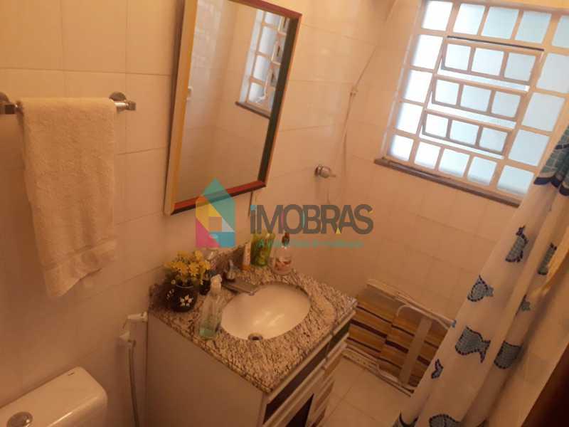 Banheiro 1 2. - Casa de Vila Rua Pedro Américo,Catete, IMOBRAS RJ,Rio de Janeiro, RJ À Venda, 2 Quartos, 107m² - BOCV20022 - 9