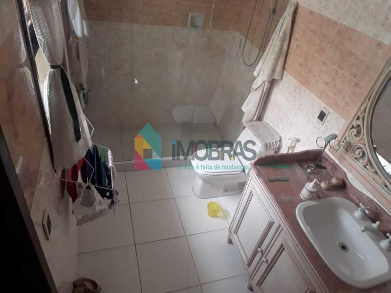 Banheiro 2 1. - Casa de Vila Rua Pedro Américo,Catete, IMOBRAS RJ,Rio de Janeiro, RJ À Venda, 2 Quartos, 107m² - BOCV20022 - 20