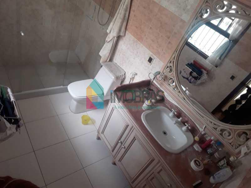 Banheiro 2 2. - Casa de Vila Rua Pedro Américo,Catete, IMOBRAS RJ,Rio de Janeiro, RJ À Venda, 2 Quartos, 107m² - BOCV20022 - 21