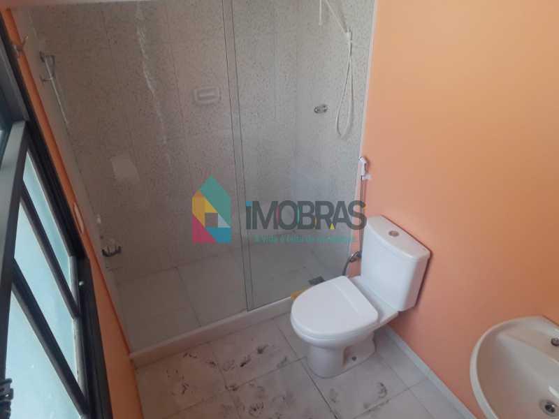 Banheiro Suíte - Terraço Cob - Casa de Vila Rua Pedro Américo,Catete, IMOBRAS RJ,Rio de Janeiro, RJ À Venda, 2 Quartos, 107m² - BOCV20022 - 25