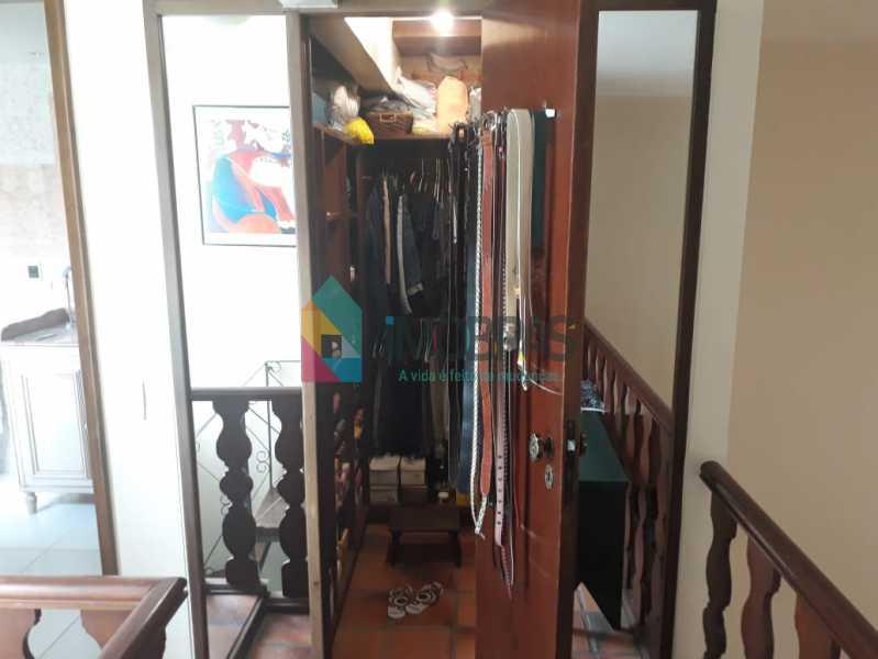 Closet. - Casa de Vila Rua Pedro Américo,Catete, IMOBRAS RJ,Rio de Janeiro, RJ À Venda, 2 Quartos, 107m² - BOCV20022 - 19