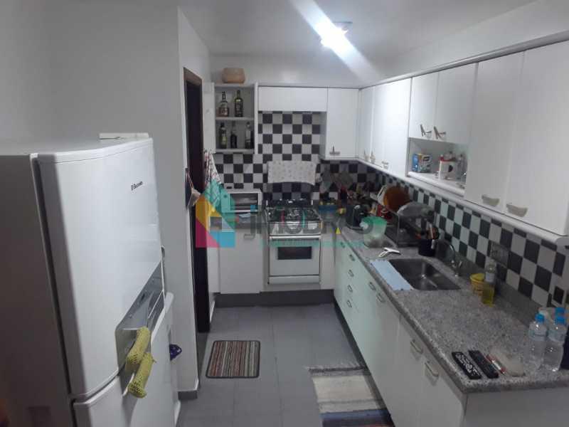 Cozinha 1. - Casa de Vila Rua Pedro Américo,Catete, IMOBRAS RJ,Rio de Janeiro, RJ À Venda, 2 Quartos, 107m² - BOCV20022 - 10
