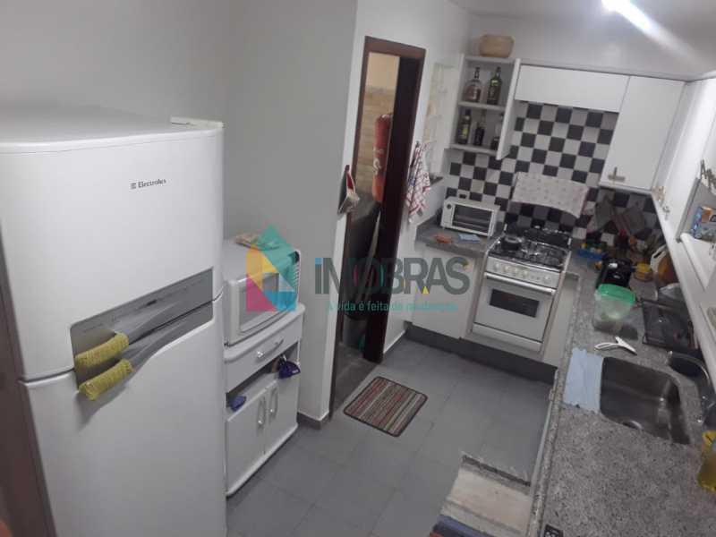 Cozinha 2. - Casa de Vila Rua Pedro Américo,Catete, IMOBRAS RJ,Rio de Janeiro, RJ À Venda, 2 Quartos, 107m² - BOCV20022 - 12