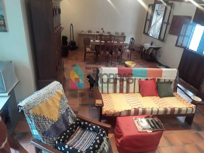 Sala 1. - Casa de Vila Rua Pedro Américo,Catete, IMOBRAS RJ,Rio de Janeiro, RJ À Venda, 2 Quartos, 107m² - BOCV20022 - 3