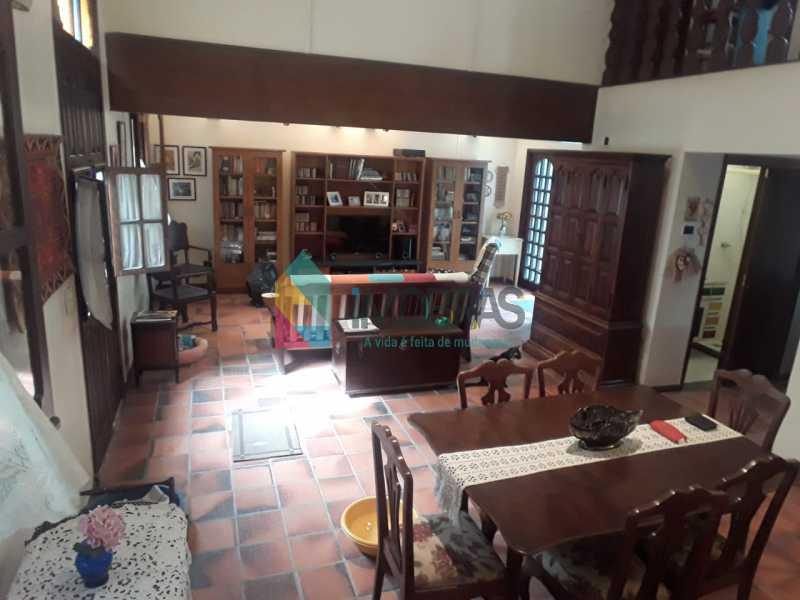 Sala 3. - Casa de Vila Rua Pedro Américo,Catete, IMOBRAS RJ,Rio de Janeiro, RJ À Venda, 2 Quartos, 107m² - BOCV20022 - 1
