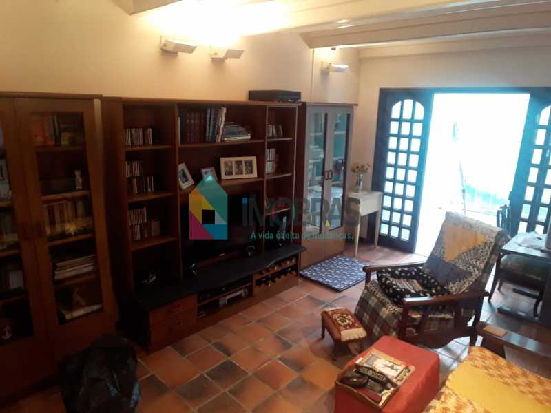 Sala 7. - Casa de Vila Rua Pedro Américo,Catete, IMOBRAS RJ,Rio de Janeiro, RJ À Venda, 2 Quartos, 107m² - BOCV20022 - 4