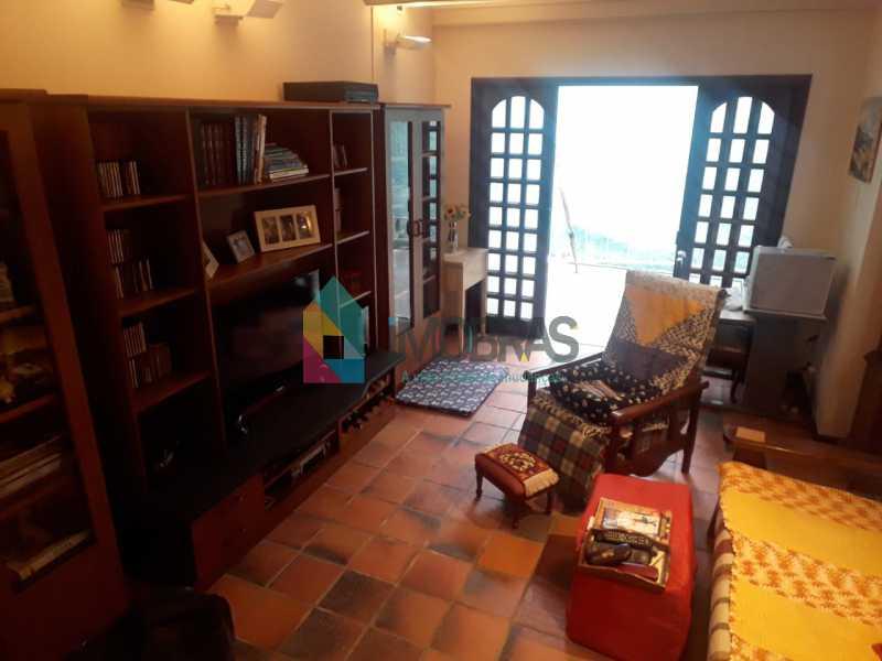 Sala 9. - Casa de Vila Rua Pedro Américo,Catete, IMOBRAS RJ,Rio de Janeiro, RJ À Venda, 2 Quartos, 107m² - BOCV20022 - 5