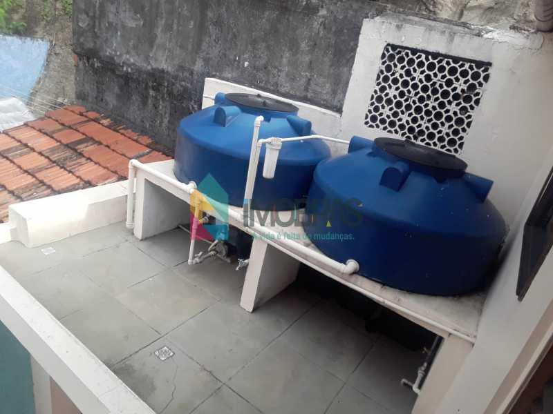 Suite - Terraço Coberto - Cai - Casa de Vila Rua Pedro Américo,Catete, IMOBRAS RJ,Rio de Janeiro, RJ À Venda, 2 Quartos, 107m² - BOCV20022 - 26