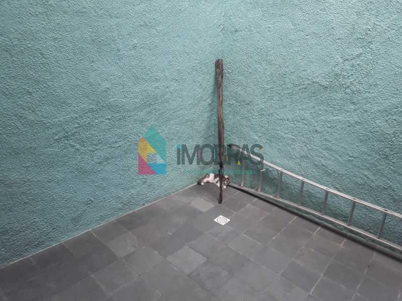 Varanda. - Casa de Vila Rua Pedro Américo,Catete, IMOBRAS RJ,Rio de Janeiro, RJ À Venda, 2 Quartos, 107m² - BOCV20022 - 15