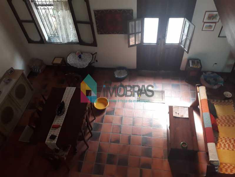 Vista 2 Andar. - Casa de Vila Rua Pedro Américo,Catete, IMOBRAS RJ,Rio de Janeiro, RJ À Venda, 2 Quartos, 107m² - BOCV20022 - 7