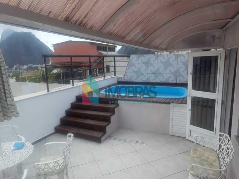 1. - Cobertura Botafogo, IMOBRAS RJ,Rio de Janeiro, RJ À Venda, 3 Quartos, 132m² - BOCO30039 - 1