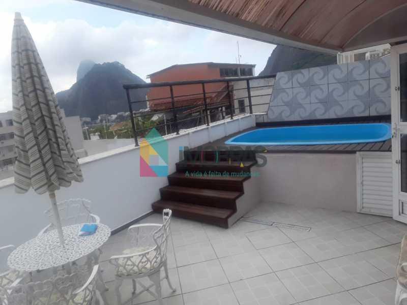 29. - Cobertura Botafogo, IMOBRAS RJ,Rio de Janeiro, RJ À Venda, 3 Quartos, 132m² - BOCO30039 - 29