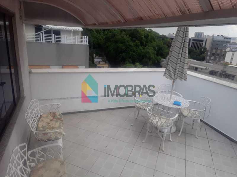 30. - Cobertura Botafogo, IMOBRAS RJ,Rio de Janeiro, RJ À Venda, 3 Quartos, 132m² - BOCO30039 - 30