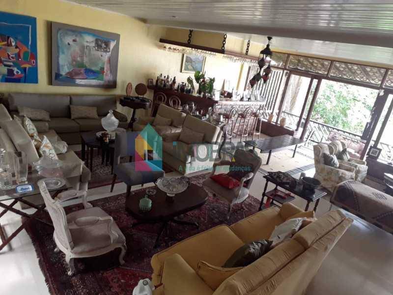4. - Casa à venda Rua Frei Tomás,São Conrado, IMOBRAS RJ - R$ 5.000.000 - BOCA60005 - 6