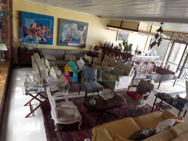 5. - Casa à venda Rua Frei Tomás,São Conrado, IMOBRAS RJ - R$ 5.000.000 - BOCA60005 - 7