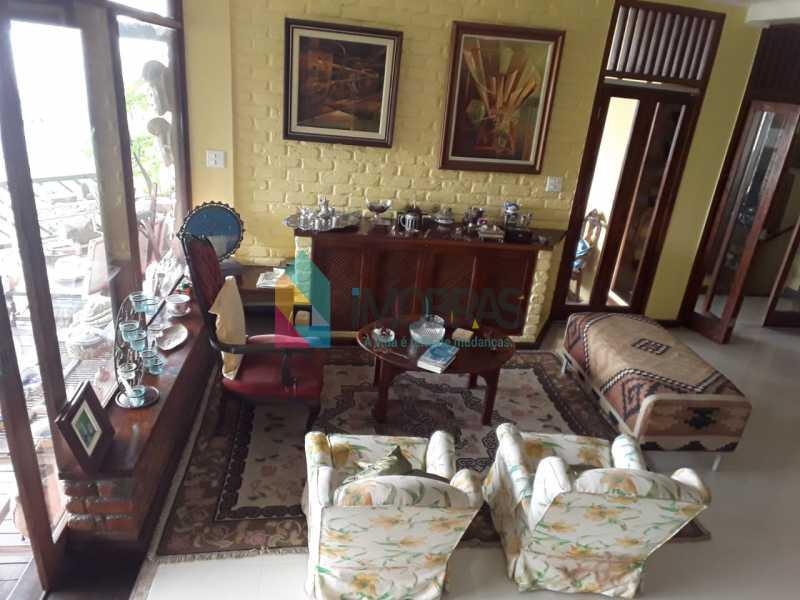 6. - Casa à venda Rua Frei Tomás,São Conrado, IMOBRAS RJ - R$ 5.000.000 - BOCA60005 - 8