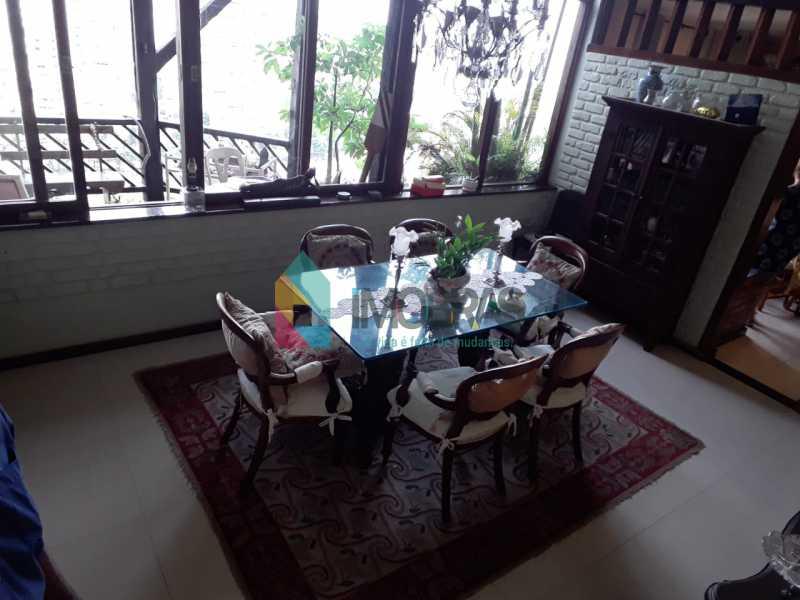 7. - Casa à venda Rua Frei Tomás,São Conrado, IMOBRAS RJ - R$ 5.000.000 - BOCA60005 - 9