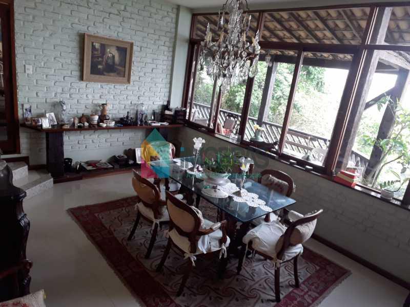 9. - Casa à venda Rua Frei Tomás,São Conrado, IMOBRAS RJ - R$ 5.000.000 - BOCA60005 - 11