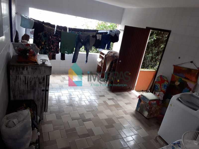 11. - Casa à venda Rua Frei Tomás,São Conrado, IMOBRAS RJ - R$ 5.000.000 - BOCA60005 - 12